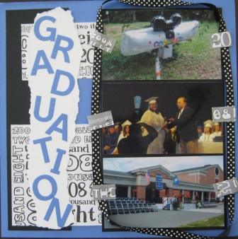 Graduation Layout